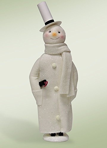 Byers' Choice Parson Brown of Jolly Happy Souls Snowmen Collection JHS6 – New for 2016