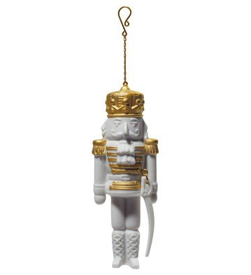 NUTCRACKER – ORNAMENT Lladro Porcelain