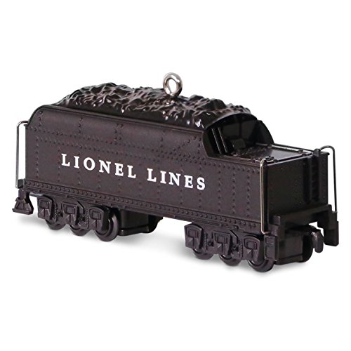 Hallmark Lionel Line 2426W Tender Railroad Car Ornament
