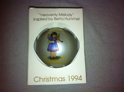 """SCHMID COLLECTORS GALLERY """"HEAVENLY MELODY"""" INSPIRED BY BERTA HUMMEL CHRISTMAS 1994"""