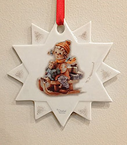 M.I. Hummel 2000 Star Ornament Christmas Delivery 1545