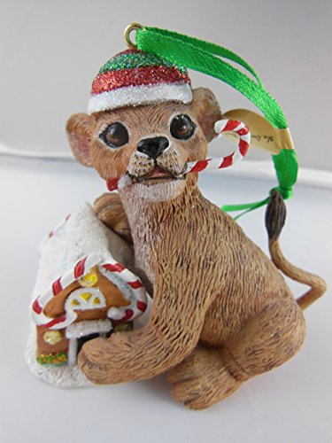 Danbury MInt Baby Animal Collectible Lion Cub Ornament