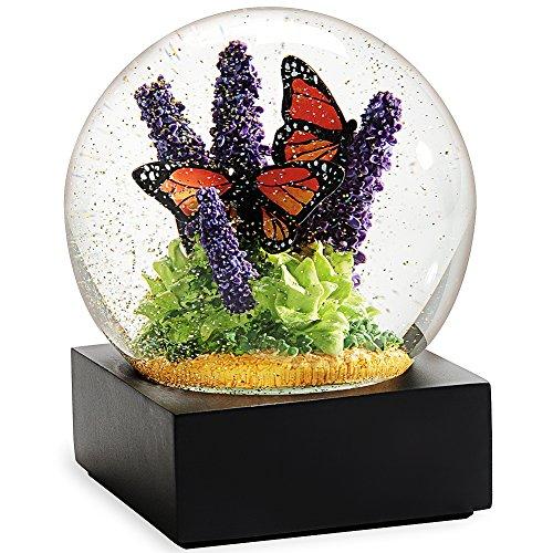 Smithsonian Monarch Butterfly Snowglobe