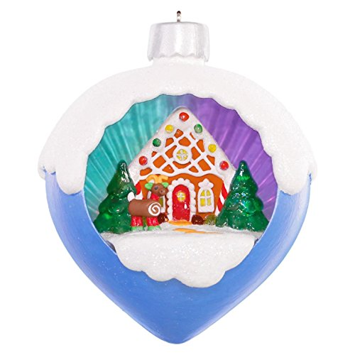 Hallmark 2016 A Sweet Surprise – Christmas Ball – Musical Christmas Ornament