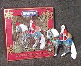 Breyer Father Christmas 1999 #700799