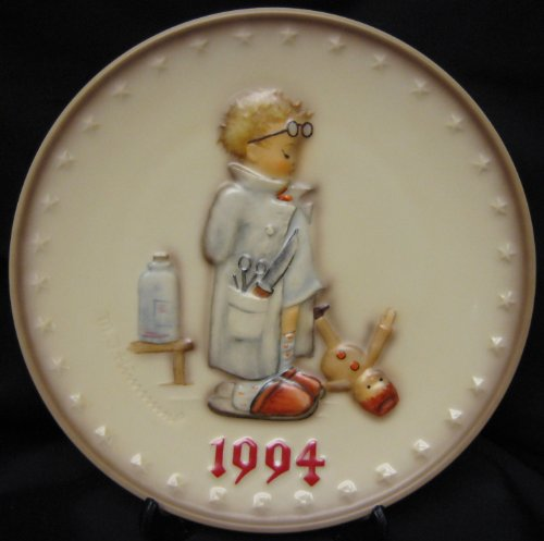 M. I. Hummel Annual Plate 1994 – 24th Edition – Goebel