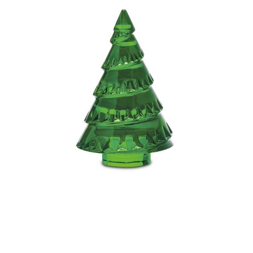 Baccarat #2611654, Christmas Chamonix Fir Tree, Green