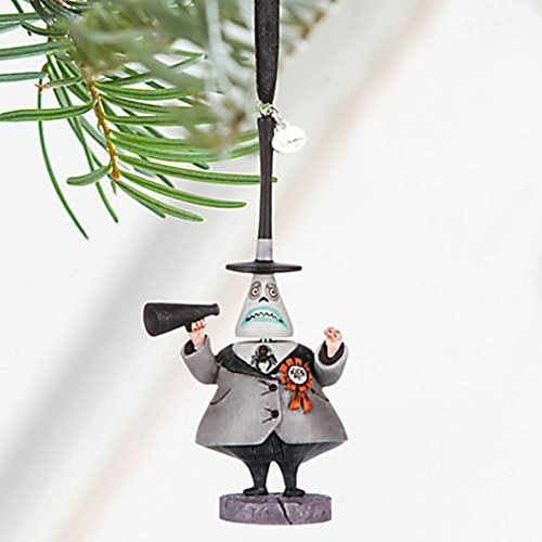 Disney Mayor of Halloween Town Sketchbook Ornament 2016