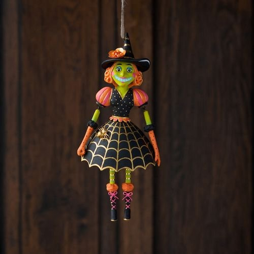Itchy Witchy – Halloween Ornament