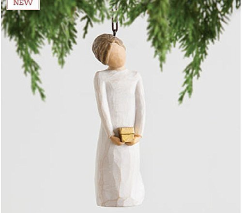 Willow Tree Spirit of Giving Ornament by Willow Tree