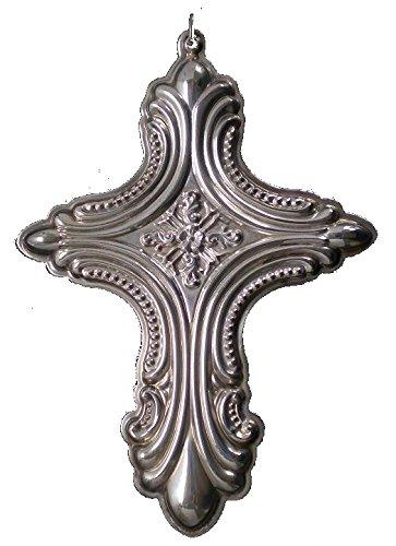 Wallace 2008 Grande Baroque Cross – 13th Edition Ornament