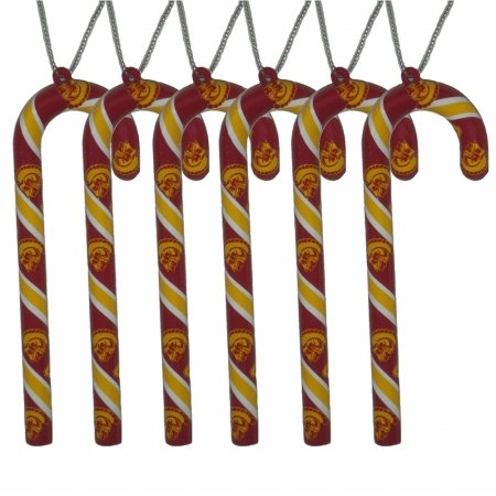 Forever Collectibles 110408 Candy Cane Orn Set- USC