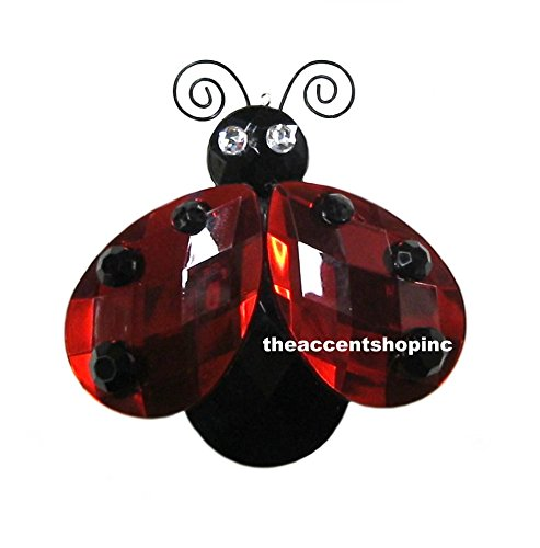 Ganz Ladybug Ornament (ACRY-269LADYBUG)
