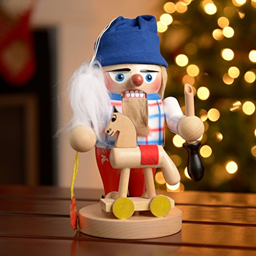 Steinbach Troll Toy Maker Nutcracker