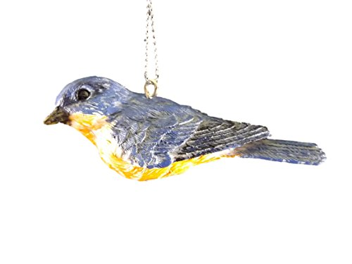 Blue Bird Songbird Animal Christmas Tree Ornament By Midwest