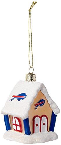 NFL Buffalo Bills Gingerbread House Ornament
