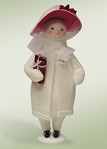 Byers' Choice Celeste Hibernal of Jolly Happy Souls Snowmen Collection JHS8 – New for 2016