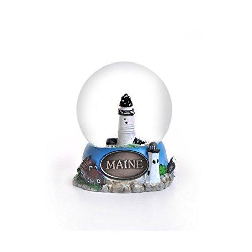 Maine Snow Globe 65mm