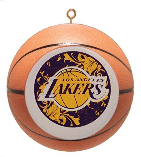 Los Angeles LA Lakers NBA Basketball Christmas Ornament Holiday Decoration