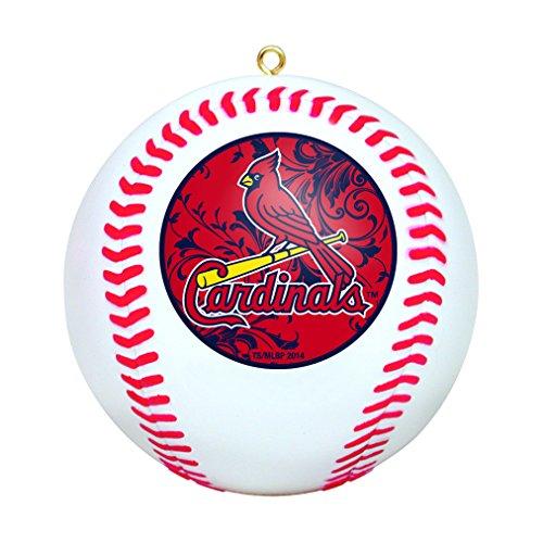 MLB St. Louis Cardinals Mini Replica Baseball Ornament