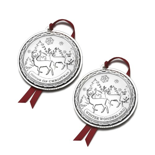 Wallace 2011 Songs of Christmas Ornament, 12th Edition