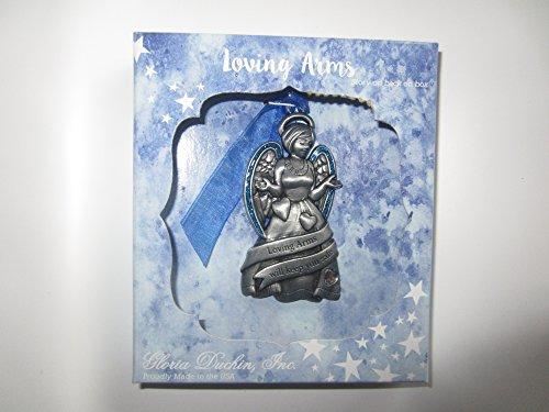 "Gloria Duchin Angel Christmas Ornaments ""Loving Arms"""