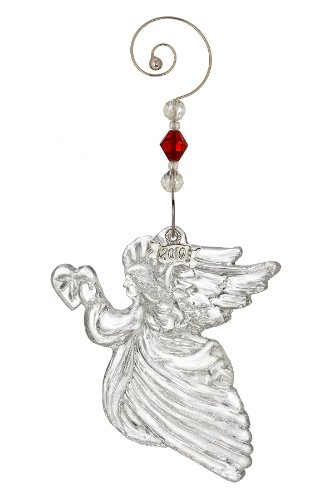 Waterford ® Crystal 2010 Annual Angel Ornament