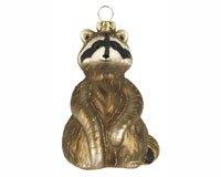 CobaneStudioLLC Raccoon Ornament COBANEC403