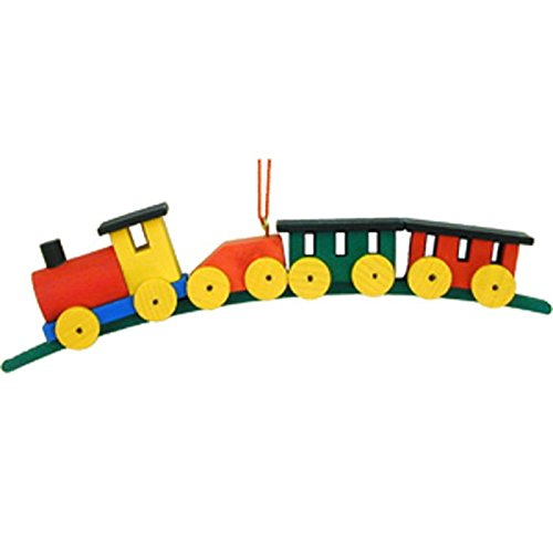 Christian Ulbricht Train Christmas Ornament