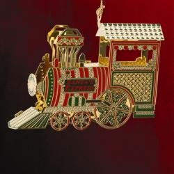 Baldwin Choo-Choo Train Ornament