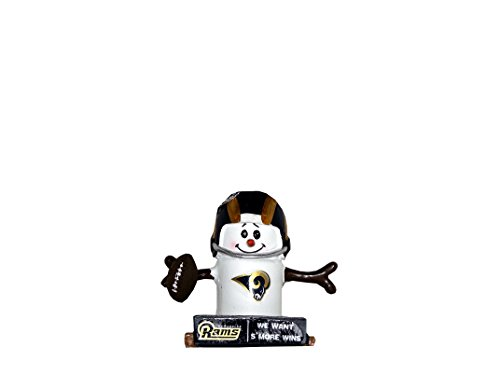 NFL We Want Smore Wins Ornaments (Rams)