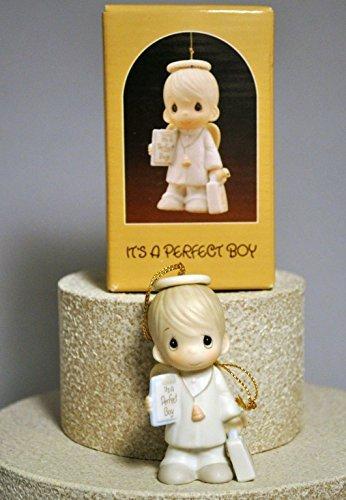 Precious Moments Ornament – It's A Perfect Boy #102415