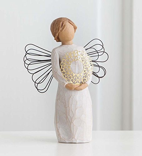 Wind & Weather Sweetheart Willow Tree Angel Figurine