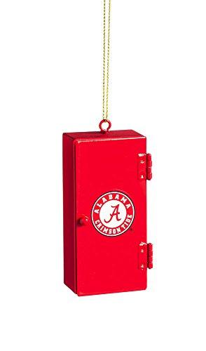 Team Sports America Alabama Crimson Tide Team Locker Ornament
