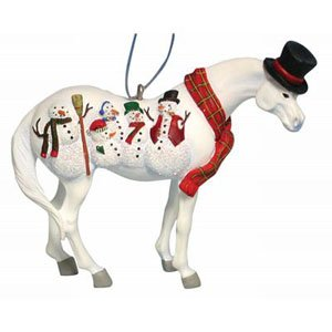 Frosty Ornament, the Trail of the Painted Ponies, 12336