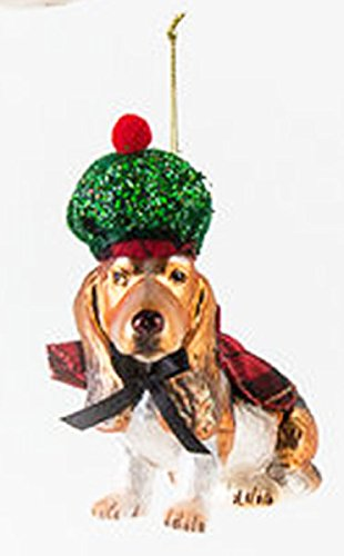 One Hundred 80 Degrees Dog Hanging Ornament (Beagle)