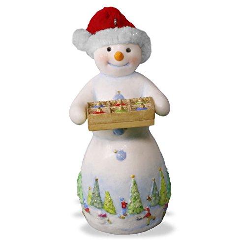 Hallmark 2016 Christmas Ornaments TINA L. TINSELBAUM – 12TH SERIES