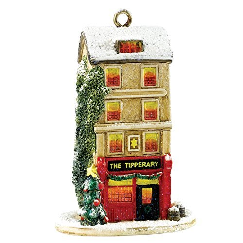 Lilliput Lane Christmas Tipple Hanging Ornament Figure by Lilliput Lane