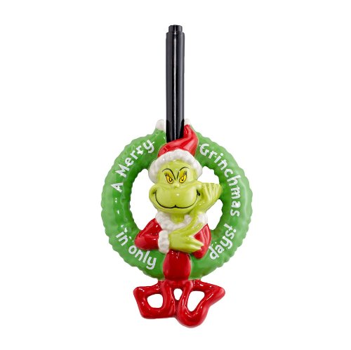 Department 56 Grinch Countdown Magnet Magnet, 4-Inch