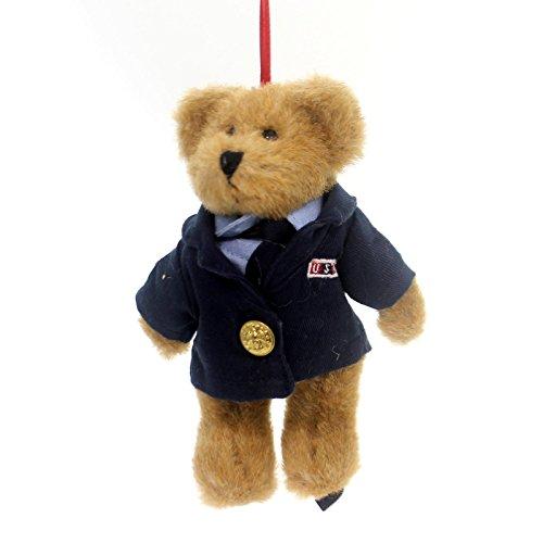 Boyds Bears Plush AIR FORCE DRESS BLUES ORNAMENT Military Teddy Bear USA 562790