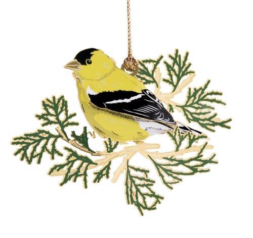 Baldwin Goldfinch Ornament