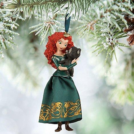 Disney Merida Sketchbook 2015 Ornament