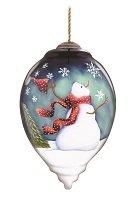 Ne'Qwa Art Ornaments – Winter Magic Ornament 1139