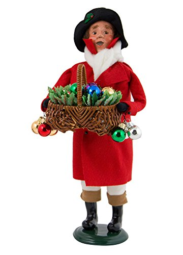 Byers' Choice Ltd. Ornament Vendor