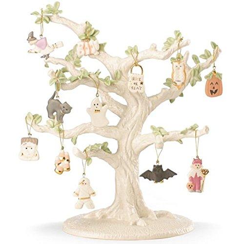 Lenox Trick or Treat Tree and Ornament Set 6333652