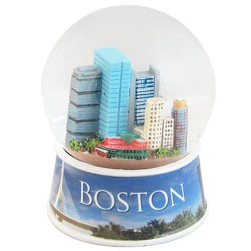 Boston Massachusetts Snow Globe Snow Dome-65 MM-Topline