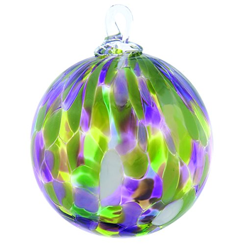 Glass Eye Studio Water Lily Classic Ornament