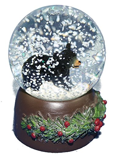 Roman Mini Wildlife 45MM Water SnowGlobe (Bear)