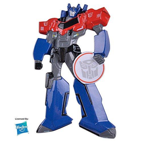 Transformers Optimus Prime Personalized Christmas Tree Ornament