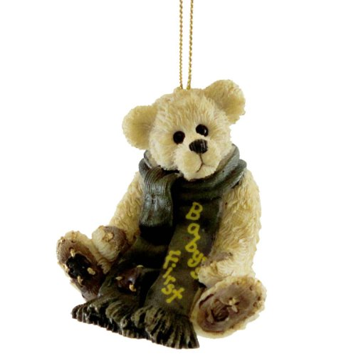 Boyds Bears Resin Babys First Christmas Ornament Christmas Bearstone – Resin 2.00 IN